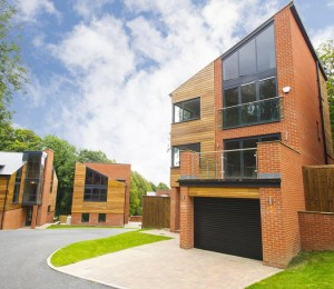 Residential development finance for luxury new-builds, Nottingham