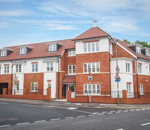 Residential development finance for new-build flats, Reigate