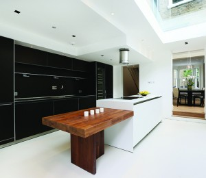 Refurbishment of a five bed Victorian townhouse, Fulham