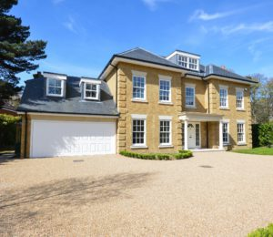 Stunning residential development in Tadworth, Surrey