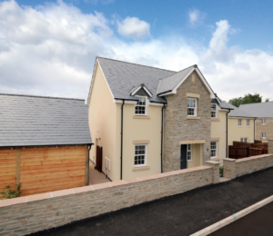 Development of 19 homes in picturesque Crickhowell, Powys